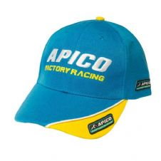 APICO FACTORY RACING BASEBALL CAP BLUE